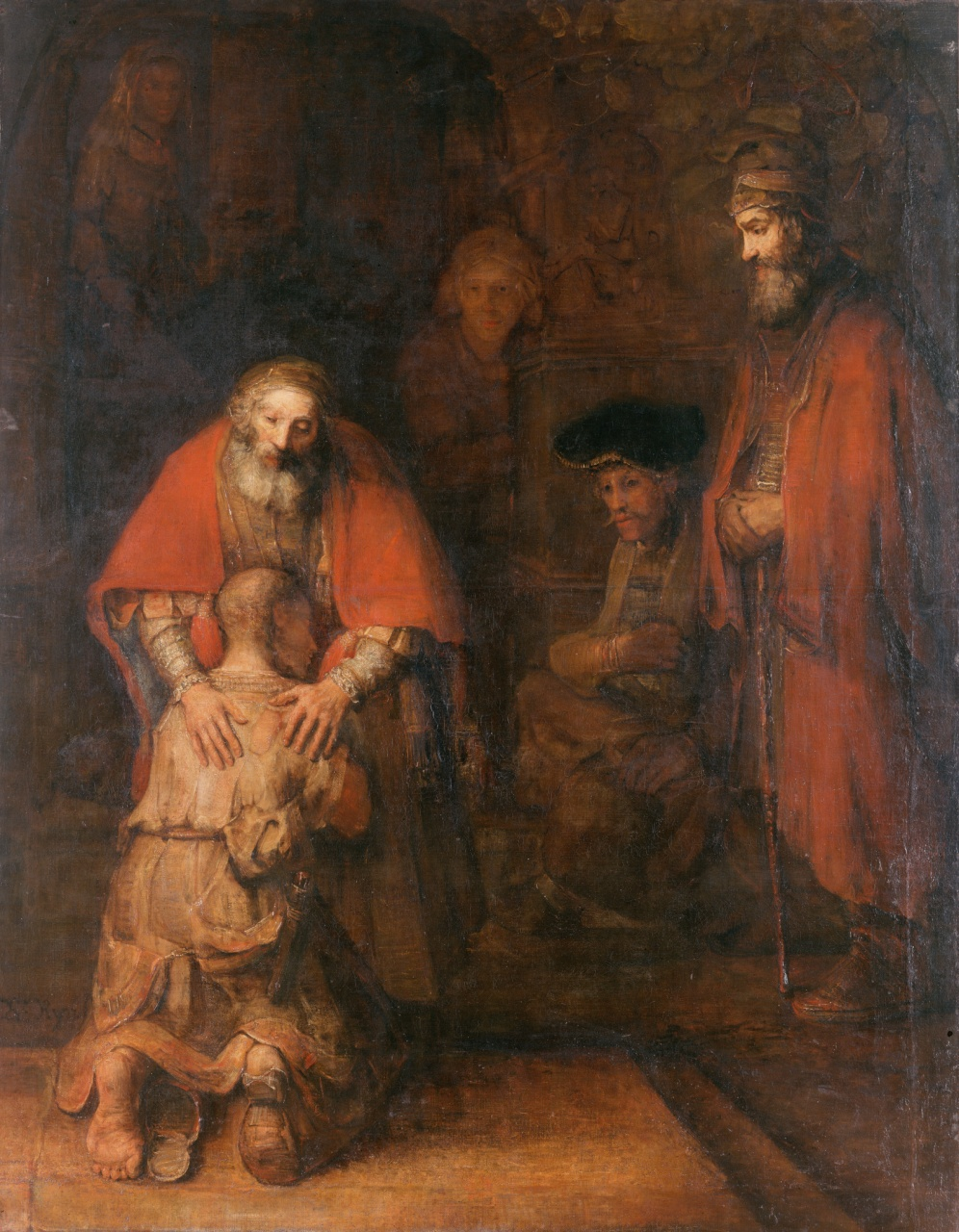 the return of the prodigal son The return of the prodigal son by henri nouwen reviewed by terry akers henri nouwen (1932-1996), a dutch catholic priest, psychologist, professor and author of more than 20 books, was well-loved and widely received in.
