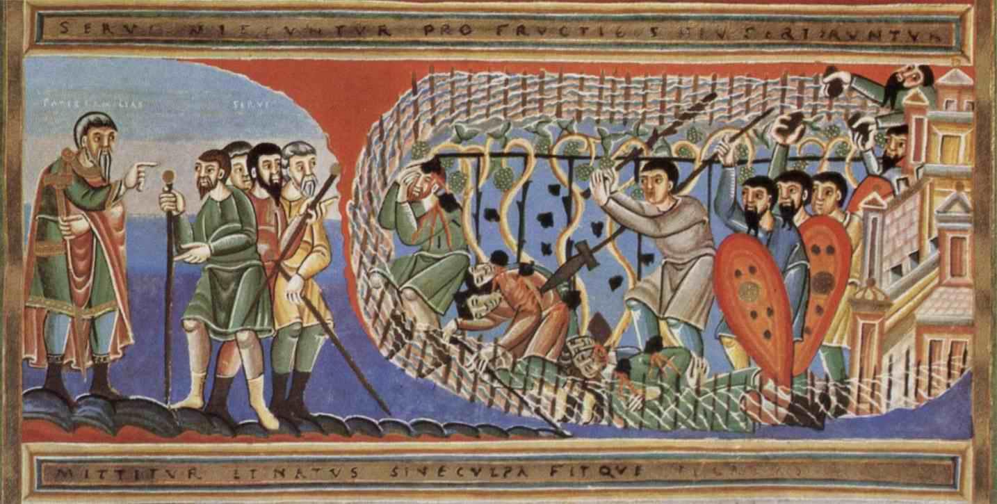 Притча о злых виноградарях (Мф., XXI, 33–42) | Радио Логос