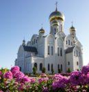 В Новосибирске отметили 1030-летие Крещения Руси