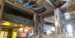 Скрытые фрески и росписи Вознесенского кафедрального собора
