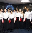 День православной молодёжи: хор Троице-Владимирского собора