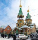 Сретенский храм в Бердске