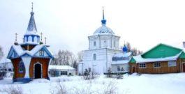 Монастыри Приенисейской Сибири