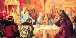 О реформе патриарха Никона